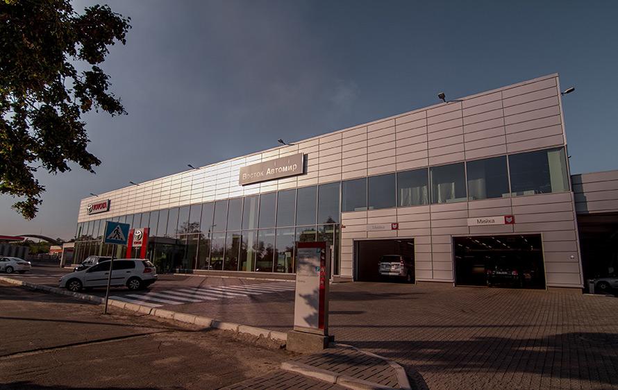 Навесной вентилируемый фасад из керамогранита, Запорожье, Харьков, Одесса, Львов цена, компания Эклипс